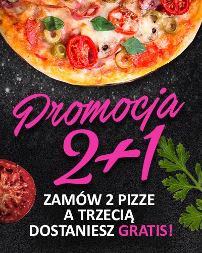 Royal Pizza Promocja